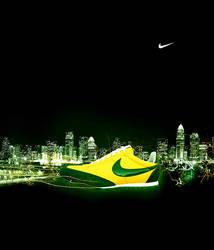 Nike City Motion by cu5