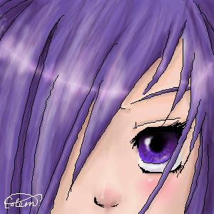 I See Purple by glasskiwi