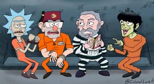 Old men prisoners - 2018