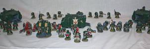 Astelans Fallen of the First Legion (1500pt)