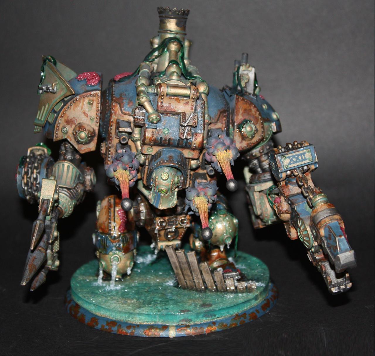 Warmachine Pirates - The Galleon