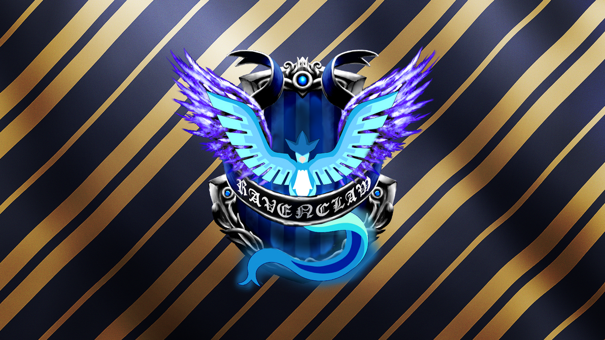 Harry Potter Ravenclaw Mystic Wallpaper By TryPyro