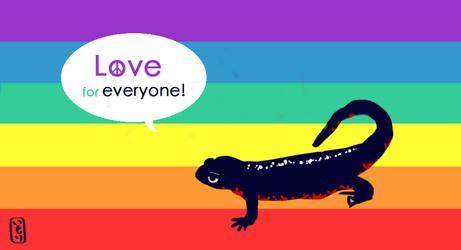Love for everyone!