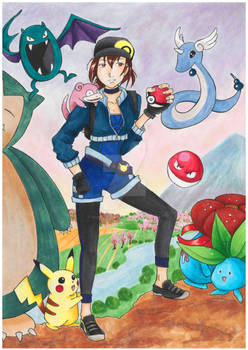 A year with Pokemon Go