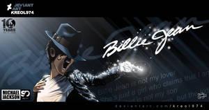 Michael Jackson - Tribute - Olivier GRONDIN