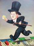 Monopoly Man by anitakunz