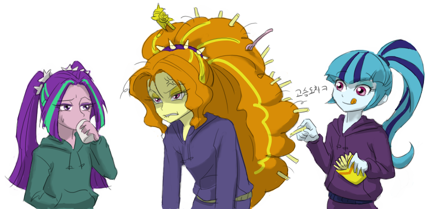 the dazzlings by Ta-Na