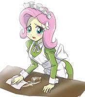 maid shy by Ta-Na