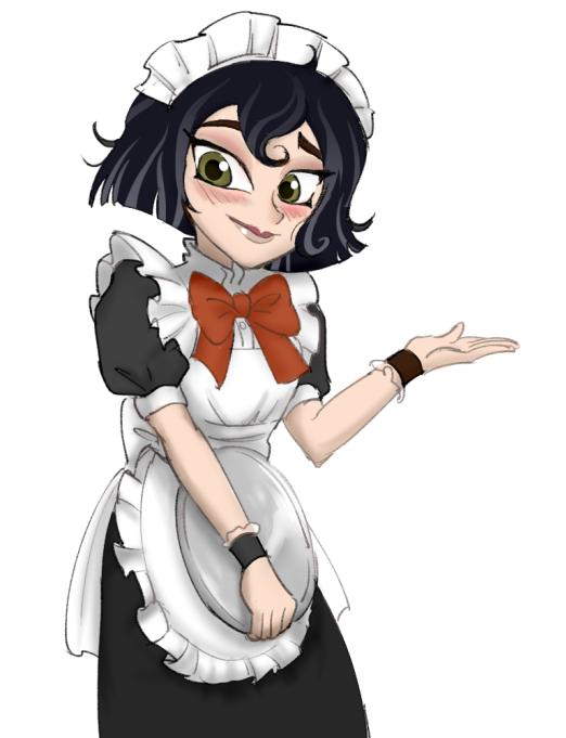 Cassandra maid