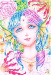 +Princess of Dragon+ by Calur