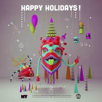 Acid House Happy Holidays 2012