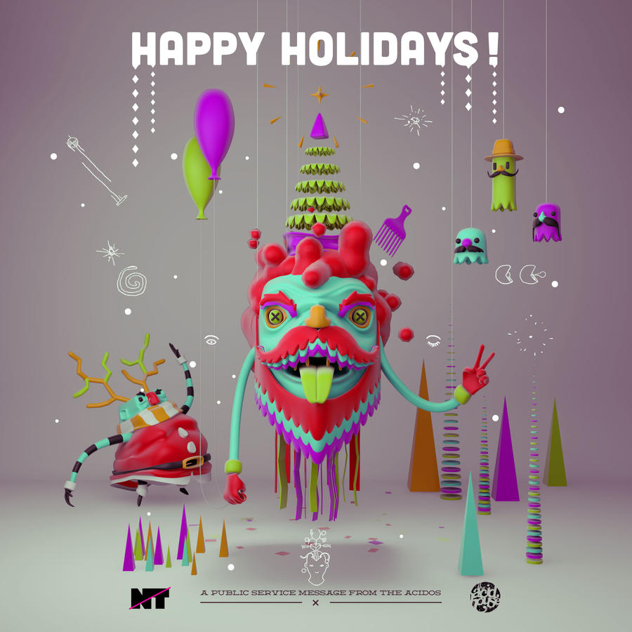 Acid House Happy Holidays 2012
