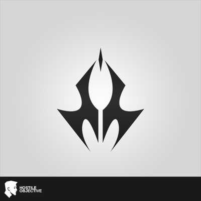 modern hitman symbol by hostileobjective on deviantart