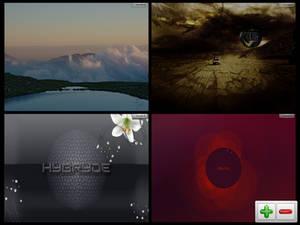 Hybryde Linux