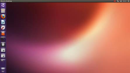 My Raring Ubuntu icons