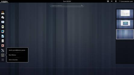 Ubuntu-gnome-remix Daily-build-raring 2013-03-31