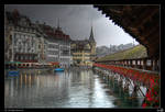 Bridge of Luzern