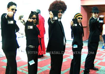 Fanime 2007 Elite Beat Agents by SyherSrl