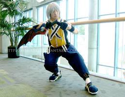 Fanime 2007 Kingdom Hearts by SyherSrl