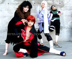Fanime 2007 Naruto Cosplay i by SyherSrl