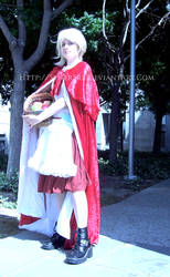 Fanime 2007 Red Riding Hood by SyherSrl