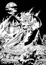 Dragon Fire by Don Davis