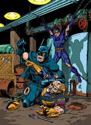 Batman vs. Deathstroke