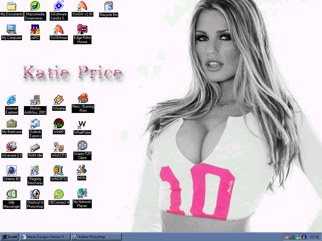 Katie Price by MeniXtreme