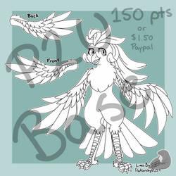 Anthro Bird Base [READ DESCRIPTION PLS] by fluttershy0159