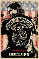 Sons of Anarchy by frederikvb
