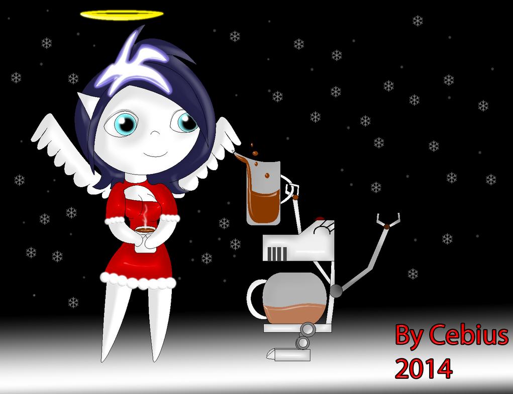 Happy Holidays 2014 by Cebius