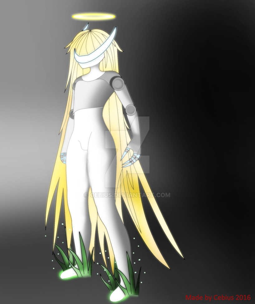 OC Art: Eden One by Cebius