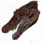Jurassic Park Spinosaurus