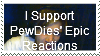 PewDie Reaction-Stamp by YamiTheFox
