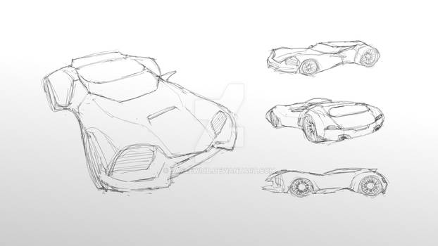 car sketch 2
