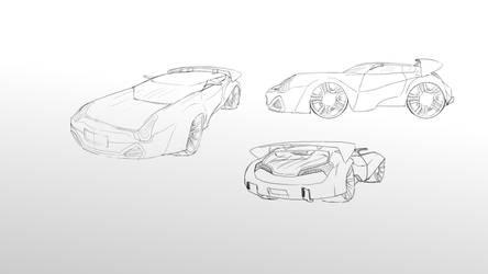 car sketch 3
