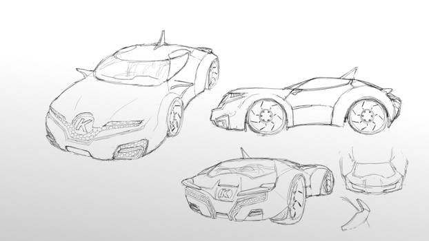 car sketch 4