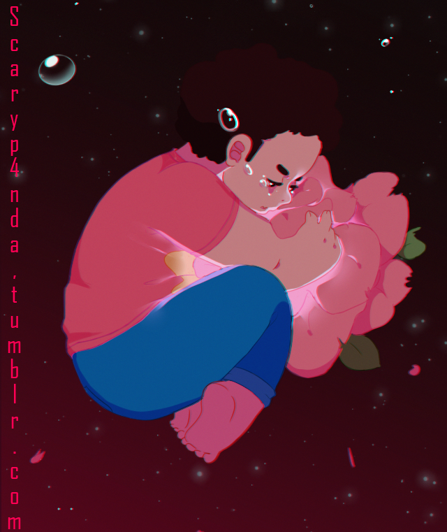 Part of a Steven Universe wallpaper I made for a friend.