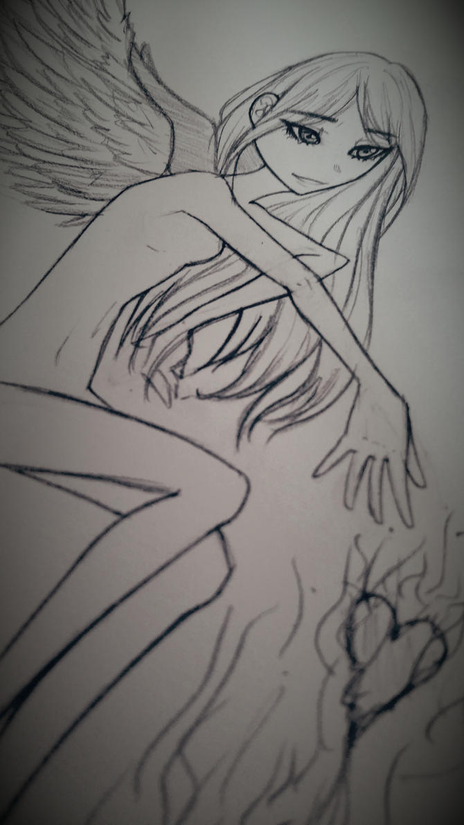 Angel's Desire by Aikire