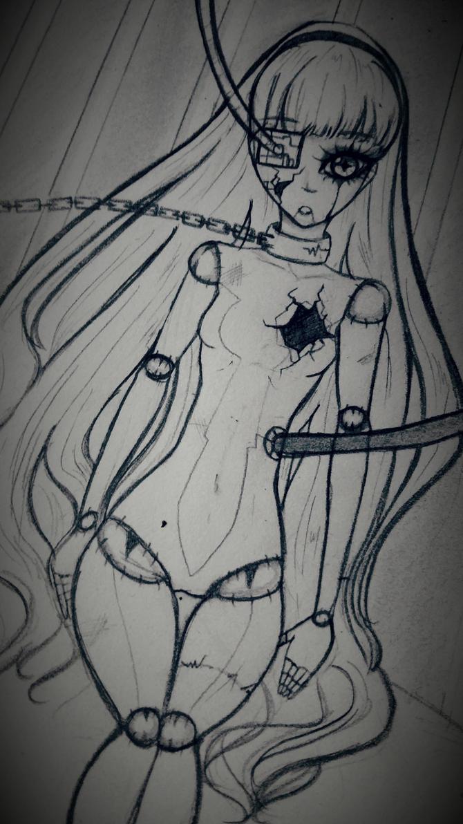 dehumanization *focus* by Aikire
