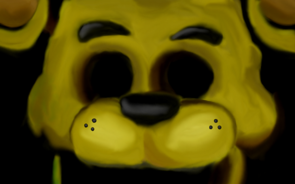 FNAF 1: Golden Freddy Jumpscare by Dragonalfa122 on DeviantArt