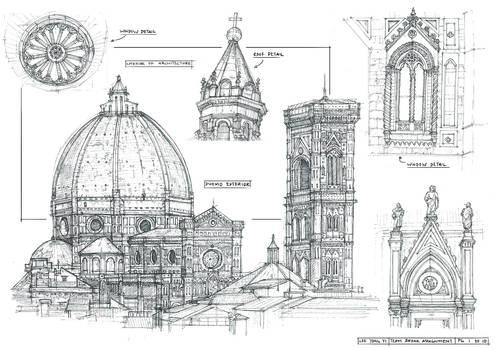 Sketchbook Architecture 1