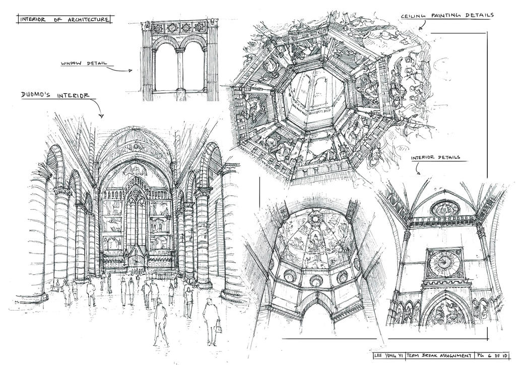 Sketchbook Architecture 4 by yongs