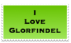 Glorfindel Stamp by Ellosse