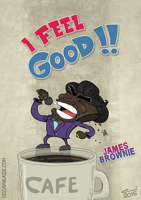 James brownie by Camikaze