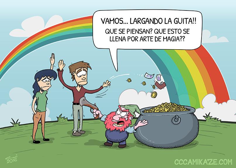 No fue Magia... by Camikaze