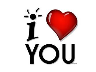 I Love You by echobueno