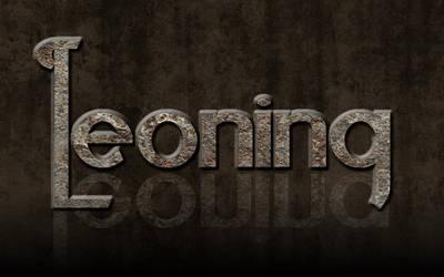 Leoning by echobueno