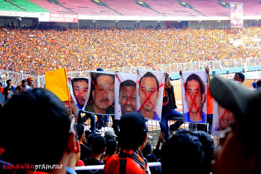 Karya Ultras Curva Nord Persija Jakarta by cikucipi
