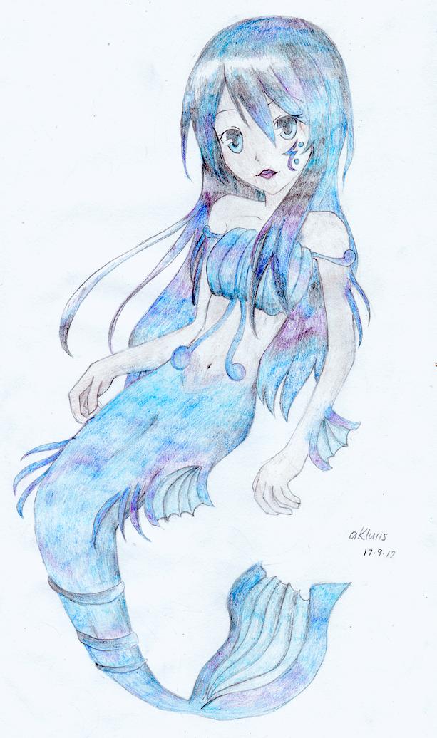 Mermaid Miss by aKluiis